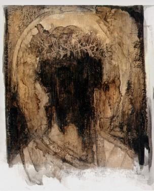 A Man | 13 cm x 12 cm | 2004