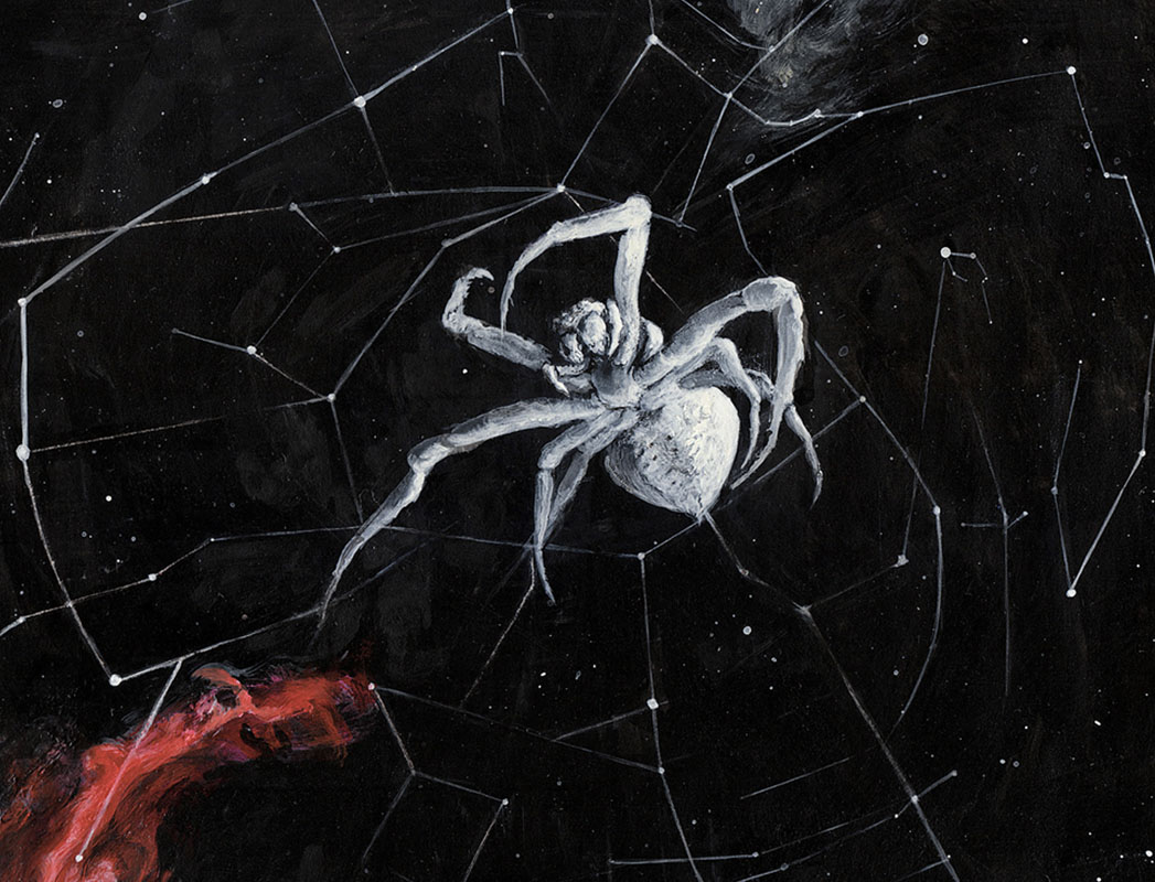 red spider nebula - photo #6