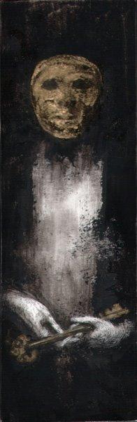 Mystery | 5 cm x  11 cm | 2004