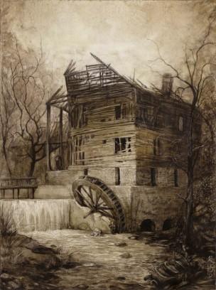 old watermill santiago caruso