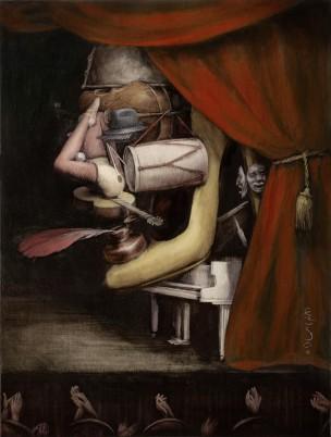 SCENIC ARTS BY SANTIAGO CARUSO